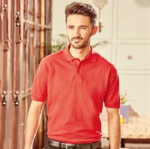Personalised Polo Shirt (Russell 539M)